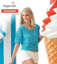 Free Stylecraft Knitting Pattern