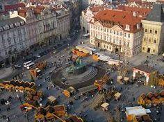 Resultado de imagen de ciudad vista desde arriba