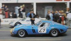 Ferrari 250 GTO 12h de Reims 1964