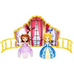 Sofia the First Dancing Sisters Dolls * Check this awesome product by going to the link at the image.