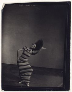 Martha Graham - (1894-1991) American modern dancer, choreographer & National Medal of Arts winner.