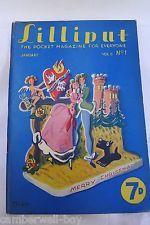 Lilliput Magazine: Volume 6 No 1 January 1940