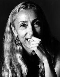 Famous Italians ~ Franca Sozzani Editor of Italian Vogue