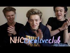 New Hope Club - Creative Club: Episode 1 Blake Richardson, Reece Bibby, Vip Tickets, New Hope Club, Love S, Shepherds Bush, News, Youtube, Fictional Characters