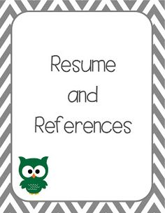I'm on the hunt for my first teaching job, EVER! Since I will be interviewing a lot (hopefully) in the next few weeks, I knew that I needed ...