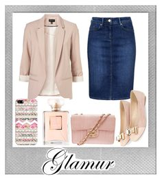 """""""Glamur"""" by demaskducky ❤ liked on Polyvore featuring Polaroid, Chanel, Topshop, Casetify, Monsoon, christian, casualoutfit, Modest, apostalic and pentacostal"""
