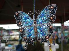 Beaded Butterfly | Flickr - Photo Sharing!