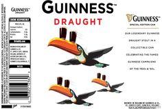 mybeerbuzz.com - Bringing Good Beers & Good People Together...: Guinness Draught Stout - Collectible Cans