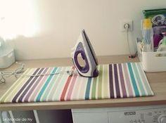 DIY - Une table à repasser d'appoint