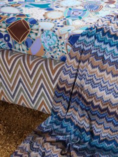 Missoni 60th Anniversary Textiles - beautiful!