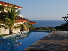 Casa Frangipani sits on a hilltop facing the Pacific Ocean and a lush tropical forest. The property consist of four villas designed to maximize the beauty of the property while providing the privacy to enjoy the ...