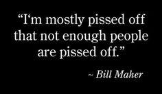 #quote - pissed of....