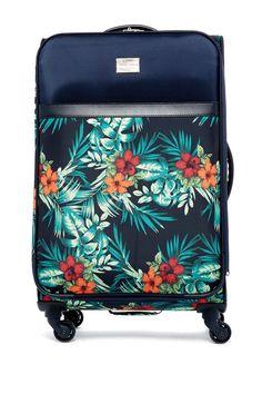 72376fa89bf4b6 Ted Baker Falconwood 80cm Large 4-Wheel Suitcase