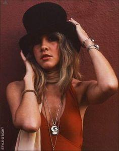 Stevie Nicks, Classic Rock Legend.