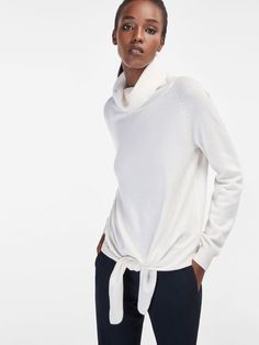 Ver todo - Jerséis y Cárdigans - MUJER - Massimo Dutti España Gifts For Her, Turtle Neck, Blouse, Long Sleeve, Sleeves, Sweaters, Tops, Women, Fashion