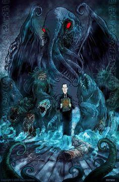 H.P. Lovecraft Wallpaper | HP LOVECRAFT: CRIADOR DE MUITAS NERDICES DA MANEIRA COMO CONHECEMOS ...