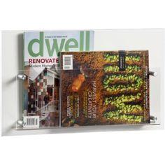 wall magazine rack