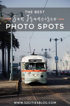 Want to take insta-worthy photos in the Bay Area? Click here for your guide to the most iconic San Francisco Instagram spots.  From shops and food spots to the Golden Gate Bridge, there are so many ideas!     #SanFran #SanFranscisco #Instagram #InstagramSpots #Instagrammable #California #VisitSanFran #VisitSanFranscisco #VisitCalifornia #ThingsToDoInSanFranscisco #NorthernCalifornia #SanFranItinerary #GoldenGateBridge #BayArea #UsTravel #CaliforniaTravel #WestCoastRoadTrip #52CitiesBlog California Places To Visit, California Travel, Ireland Travel, Galway Ireland, Cork Ireland, Ireland Vacation, Places In San Francisco, West Coast Road Trip, Vacation Packing