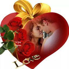Beautiful Paintings Of Nature, Good Night Love Images, Love Heart Images, Beautiful Flowers Images, Beautiful Love Pictures, Cute Love Pictures, Cute Love Gif, Romantic Pictures, Flower Images