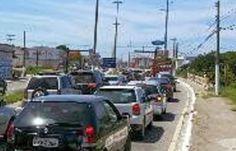 CIDADE: Cabo Frio - Av. America Central sempre foi grande ...