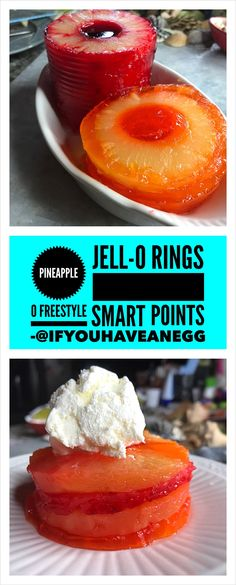 PrintPineapple Jell-O Rings: 0 Weight Watchers Freestyle Smart PointsPrep 5 minsInactive 3 hoursTotal 3 hours, 5 minsAuthor Kelly MilliganYield 8 slices Pineapple Jell-O Rings – 0 Freestyle Smart P…