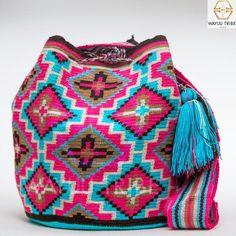 Cabo Wayuu  Bag - MOCHILAS WAYUU BAGS