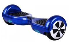 Hoverboard X Carbon Fiber Blue [Free Shipping]
