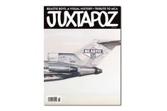 """Juxtapoz Magazine """"Beastie Boys: Visual History + Tribute To MCA"""" Issue Preview"""