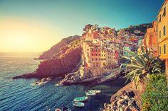 wanderlustinfected:  Riomaggiore, Italy.