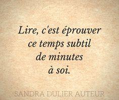 Lire - citation - Sandra Dulier