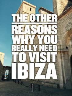 These Are The Other Reasons Why You Really Need To Visit Ibiza - Hand Luggage Only - Travel, Food & Home Blog