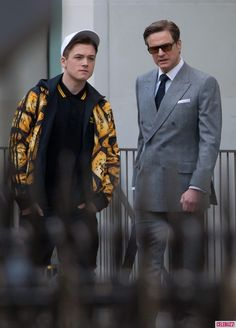 h+e Kingsman Suits, Kingsman Harry, Eggsy Kingsman, Taron Egerton Kingsman, Kingsman The Secret Service, Richard Madden, Kings Man, Colin Firth, Frases