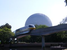 Walt Disney World > EPCOT