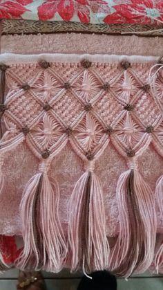 Macrame Toran, Macrame Bag, Macrame Patterns, Crochet Patterns, Swedish Weaving, Mehndi Art Designs, Macrame Design, Macrame Tutorial, Macrame Projects