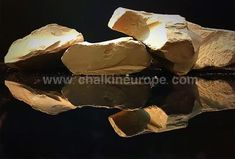 Crunchy - Chalkineurope Edible Clay, Rose Clay, Alternative, Strawberry, Natural, Desserts, Food, Tailgate Desserts, Deserts
