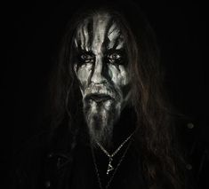 Gaahl of Wardruna