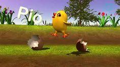 El Pollito Pio 3D - Canciones de la Granja 2