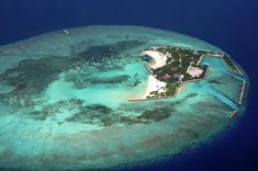 Resort In The Ocean. Aerial Journey Around Maldives Photograph by Jenny Rainbow Aerial Photography, Fine Art Photography, Wood Print, Maldives, My Images, Around The Worlds, Journey, Ocean, Rainbow