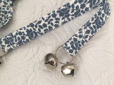 Farmhouse Blue/Cream Custom Dog/Cat Potty Training Bells Dog Training Bells, Potty Training, Dog Potty, It Goes On, Almost Always, Knobs And Pulls, Go Outside, Blue Cream, Small Dogs