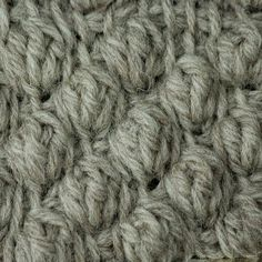My Tunisian Crochet: Relief & Cables - Great site for Tunisian crochet - instructions