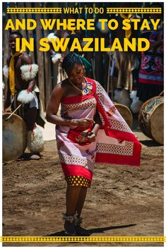 Swaziland: the tiny African country with a huge heart! You won't want to miss out on it's warm, friendly people and magnificent landscapes so here's a comprehensive guide so you can visit all the best spots.