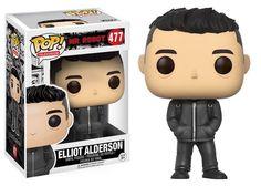 POP! Television: Mr. Robot - Elliot Alderson