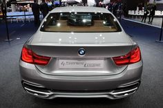 Концептуальный BMW 4-Series Coupe Concept Bmw Classic Cars, New Bmw, Geeks, Trucks, Concept, Sea, Vehicles, Rolling Stock, Track