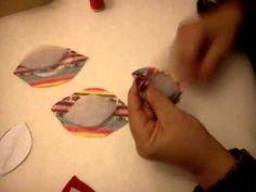 Como hacer un porta dedales - YouTube