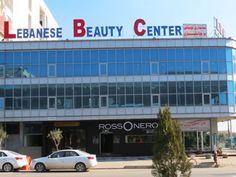 Lebanese Beauty Center in Erbil, Kurdistan http://www.erbilia.com/lebanese-beauty-center/