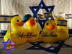 .Patinhos Yidish