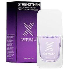 Formula X For Sephora - STRENGTHEN – Nail Strengthener