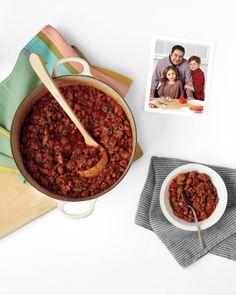 Emeril's Turkey and Pinto Bean Chili