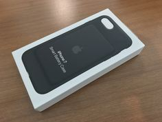 Smart & Simple: 애플 iPhone 7 스마트 배터리 케이스(Phone 7 Smart Battery Case...