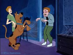 Classic Scooby Doo VS. Horror legends